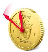 Hur lång tid tar en flytt, bild på klocka.