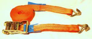 Spännband för att säkra upp gods