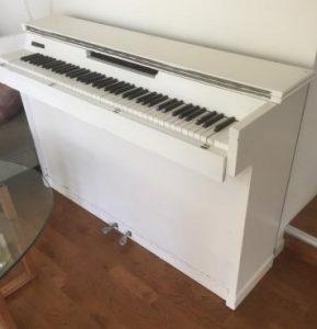 Vad kostar det att flytta ett piano