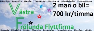 Västra Frölunda flyttfirma omdöme